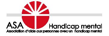 Logo de ASA Handicap Mental Association d'aide aux personnes avec un handicap mental